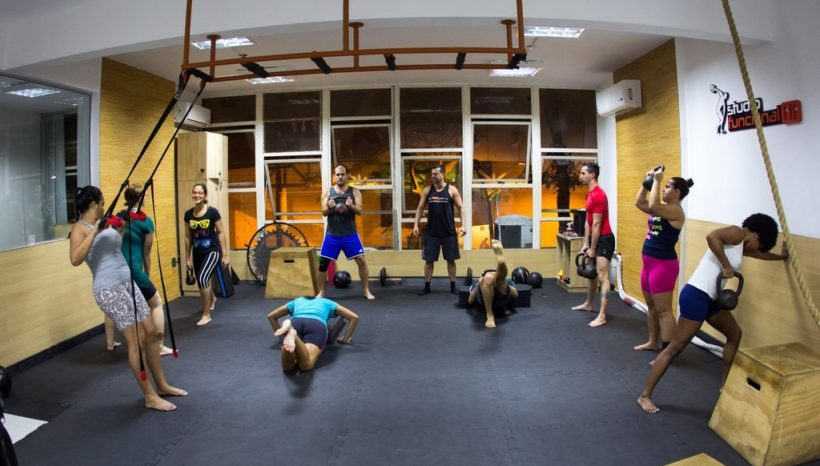 Functional and Fitness Classes